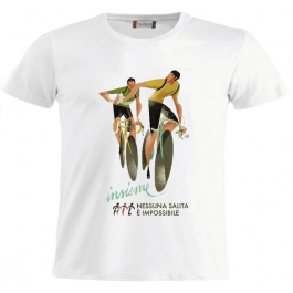 T-Shirt Unisex - Ciclista Solidale