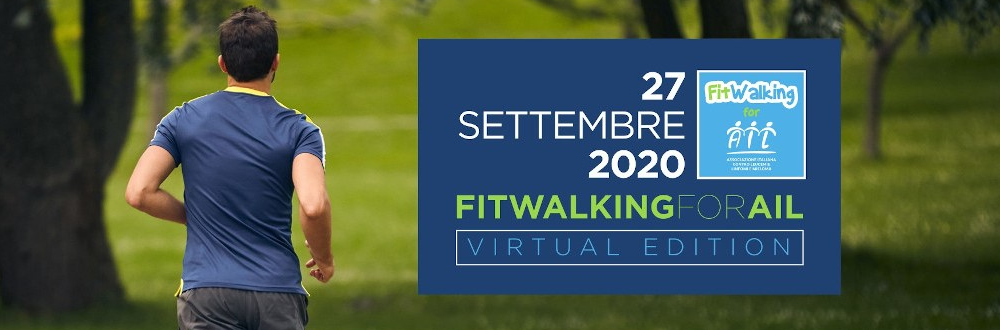 Fitwalking for AIL 2020